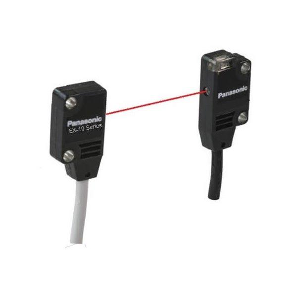 Panasonic SUNX EX-20 Ultra Compact Photoelectric Sensor Safety Switch Beam Cross