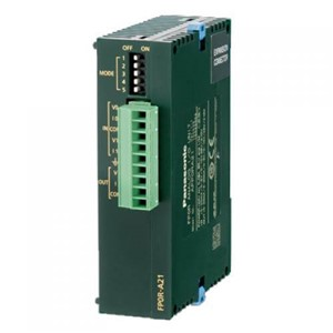 PANASONIC FP0 SERIES ANALOG I/O CARD 3CH