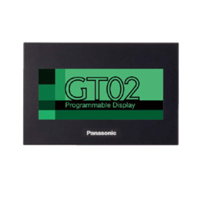 PANASONIC GT02 TOUCH SCREEN MONO GR/RD/O