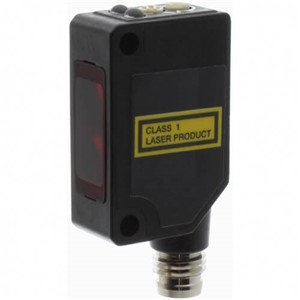 Optex BGS Laser Sensor 20 to100mm NPN M8