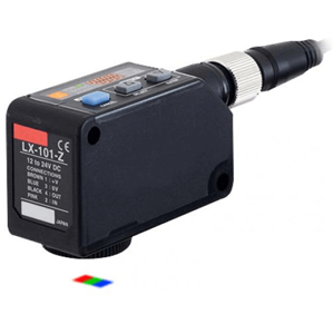 SUNX RGB/MARK DIGITAL SENSOR NPN M12 QD