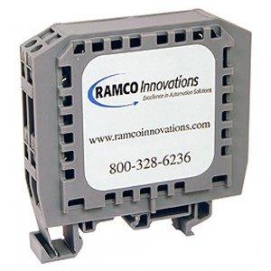 RAMCO DIN MOUNT MODULE W SWITCH FREQ