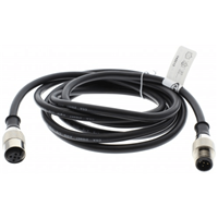 RAMCO M12 5P FEMALE/MALE CABLE 2M
